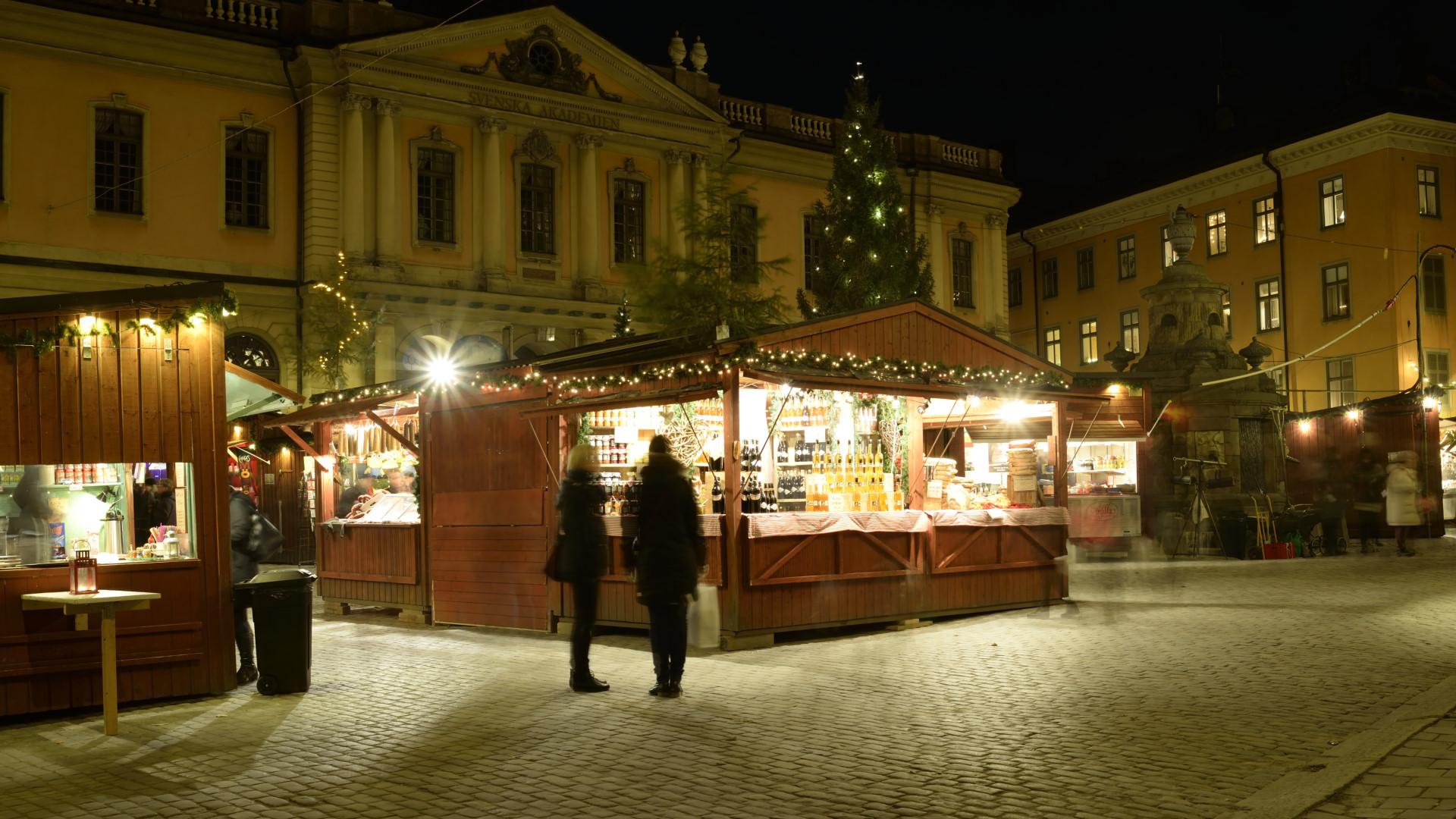 Julmarknad 2015 av Magnus Norden