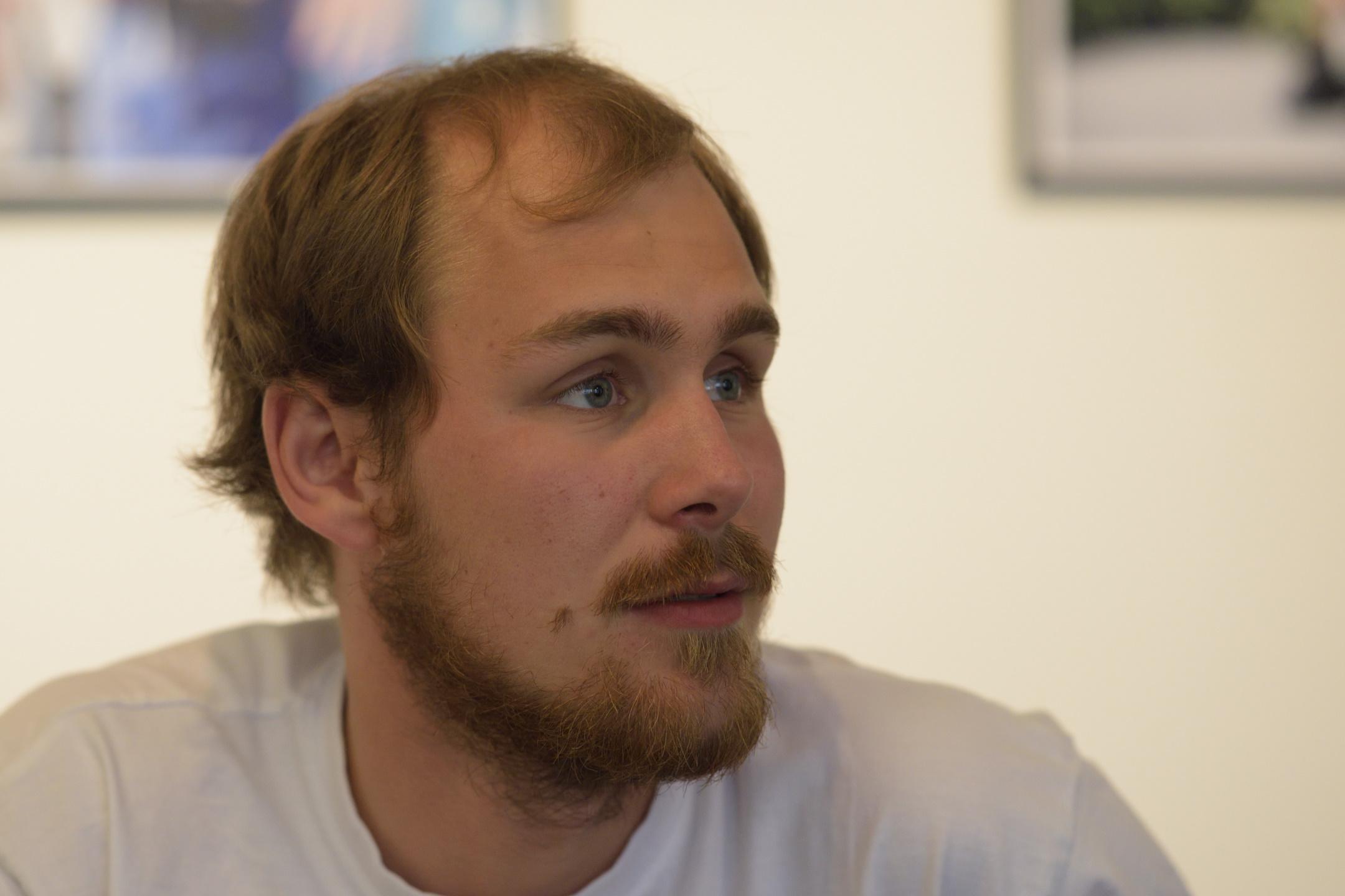 2017-06-11 Emil Gyllenberg. Foto: Magnus Norden